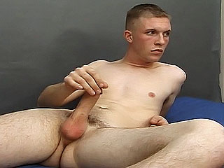 Gay Dude Wanking His cocks